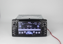great sale! 2 din 6.2inch windows ce system car gps dvd player for BYD F3(China)