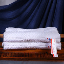 High quality buckwheat pillow core/pure cotton white pillow core/hotel adult pillow core(China)