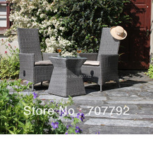 2017 outdoor rattan dining Garden wicker Furniture Set(China)