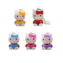 hello cat usb flash drive 32gb pen drive 64gb kitty pendrive 4gb u disk 8gb 16gb cartoon u disk flash card hot sale Memory stick