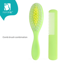 2016 Multicolor Comb For Newborns Shampoo Security Soft Solid Brush Bath Baby Brush Hairbrush Baby Comb