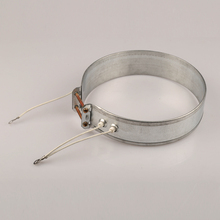 155/160mm thin band heater element 220V 750W for humidifier/warm milk, household electrical appliances parts(China)