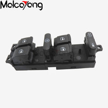 New Master Window Switch For VW Golf MK4 Bora SEAT SKODA Octavia MK1 1J4 959 857 A 1J4959857A