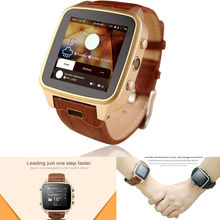 NEW Bluetooth SZ9 M8 Smart Watch Android 4.2  Watch Phone 5.0M Cam  8G ROM Wifi GPS SIM 3G Connection for IOS&Android phone