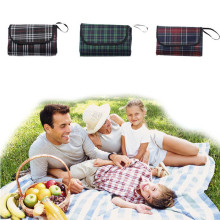150x180 Waterproof Outdoor Picnic Blanket Camping Park Moistureproof Mat(China)