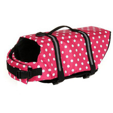New Pet Products Outward Adjustable Doggy Life Jacket with Rescue Handle small puppy doy lifejacket drop ship sale