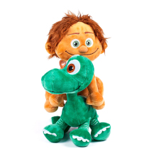 1pc 20cm 2016 New Pixar Movie Spot Dinosaur Arlo Plush Doll Stuffed Toy The Good Dinosaur Doll Children's Love Toy