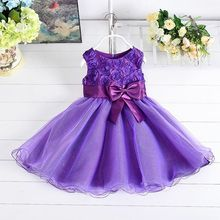 Princess Girls Party Dresses Flower Bow Wedding Dress for Christmas girls Gowns Clothes kids frock designs 2 4 6 8 10 12 Years