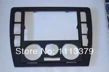 Manual Air Conditioning Radio DVD Player Frame Central Dashboard CD Refitting Frame for VW Passat B5