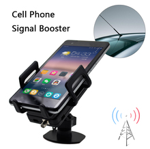 WCDMA 3G 2100MHz Cellular Cellphone Signal Booster Car Phone Signal Amplifier LED Power Indicator USB Charger Mount Bracket