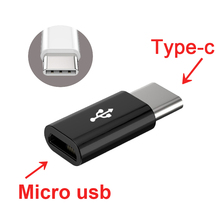 Mini Micro USB cable 2.0 to USB Type c USB 3.1 Cable Type-C 3.0 Adapter Fast Charger USB-C Data Sync converter for Xiaomi HUAWEI