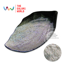 TCWB-170 Green Violet Blue muticolor shifting effect pearlescent Chameleon powder magic pigment
