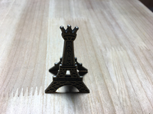 New arrival Factory directly sale Wedding Favor Vintage Paris Eiffel Tower Seats Clip Photo Folders Place Card Holder Wholesale