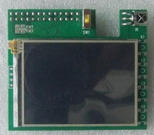 Raspberry Pi 2.2 inch TFT LCD Resistive Touch Screen Module with Infrared Reception Function (Without Base Board Module)