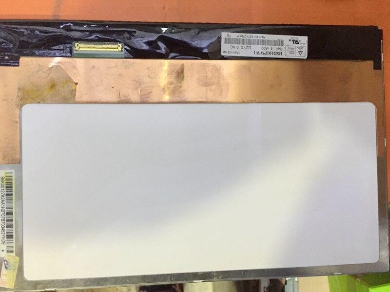 free shipping original New 10.1 inch LCD inner screen B101EW05 LP101WX1 HSD101PWW1<br>