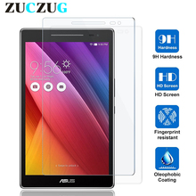 "9H Tempered Glass Screen Protector For ASUS ZenPad C 7.0 Z170 Z170CG Z170CX Z170C P01Y P01Z 7"" inch Tablet PC Protective Film(China)"