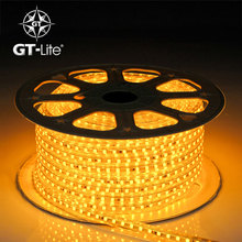 GT-Lite LED Strip,SMD3014,12W,120 Chips/1Meter, Waterproof IPX6,AC220V 230V 240V,Ruban Led Light Strip,Power GTSL3014