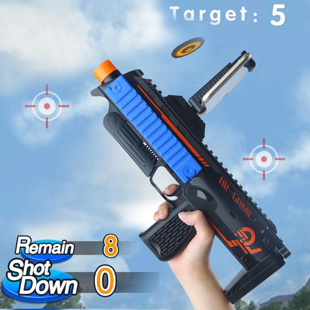 Püstolid telefonidega mängimiseks