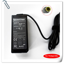 20V 65W AC Adapter Power Supply Cord For Lenovo IBM ThinkPad X60 Tablet X61 Tablet carregador notebook universal laptop charger
