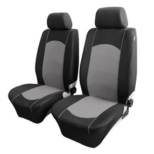 Auto Care 4pcs Front Car Seat Covers and 9pcs Full Seat Covers for Choice Universal Fit Car Seat Protector Interior Accessories