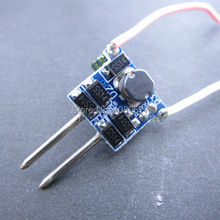 10pcs 3x1w MR16 LED driver, 300mA AC/DC12V 3w MR16 transformer for 12v spotlight Free ship