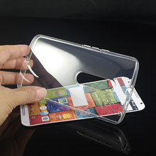 Soft Transparent TPU Gel Cover Case Skin For Motorola Moto X Play (5.5 inches) / X3 Lux XT1562 XT1563