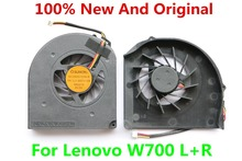 NEW FOR GC055515VH-A CPU FAN FOR Lenovo W700 L+R  CPU COOLING FAN