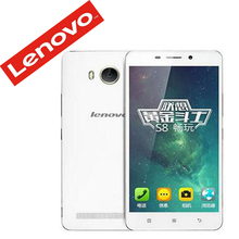 100% Original Lenovo A5600 LTE 4G Mobile Phone Android 5.1 MTK 6735P 1.0GHz Quad Core 1G RAM 8G ROM 5.5inch 720P 8.0MP camera(China)