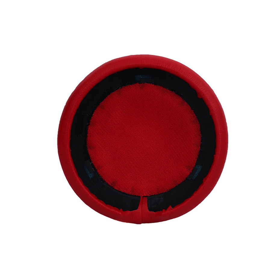HIPERDEAL 1 Pair Red Replacement Ear Pads Cushion For Beats By Dr.Dre PRO/DETOX Headphones Soft Earpad Hot DropShipping Set11