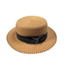 a268117cf0931 Mulheres quentes Chapéu Jazz Chapéu Chapéu de Sol Da Praia Da Palha Chapéu  Panamá Fedora Trilby