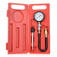 G324 Auto Motorcycle Cylinder Compression Tester Pressure Gauge Car Repairing Tool(China)