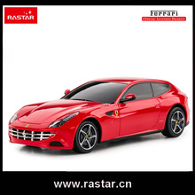 Rastar licensed 1:24 Ferrari FF Hot Sale scale 4 Channel Remote Control Car vehicle kids 46700