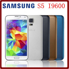 S5 Original Unlocked Samsung S5 I9600 G900F G900A G900H 2GB+16GB Quad Core 3G&4G 16MP GPS WIFI Refurbished Mobile Phone(China)