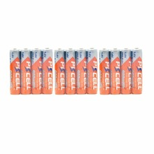 12pcs PKcell 1.6V AAA 900mWh NIZN battery 3A Rechargeable Batteries for Digital camera, RC car,flash, electric toys(China)