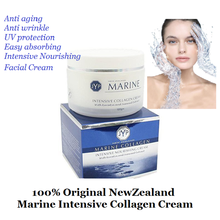 Genuine NewZealand MARINE Intensive Collagen Cream Anti wrinkle Facial Cream Intensive Nourishing Cream anti aging facial cream(China)