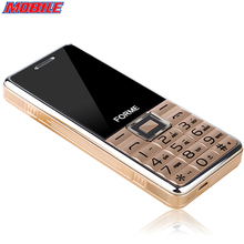 Quad Band Classic Keyboard Bar Phone FORME D888 Dual Sim Big Battery Voice Elder Phone Original Mobile Phone Unlocked Cell Phone(China)