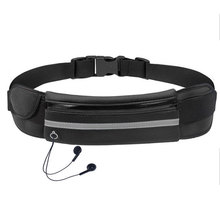 Outdoor Running Waist Bag Waterproof Mobile Phone Holder Jogging Belt Belly Bag Women Gym Fitness Bag Lady Sport Accessories(China)