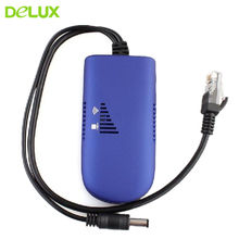 Delux VAP11G Wireless Wifi Bridge Adapter Dongle AP Vonets for Network Printer Router ADSL IP Camera High-Power