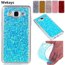 Buy Wekays Case Samsung Galaxy J1 Mini Prime J106F Bling Glitter Fundas Cases Coque Samsung Galaxy On5 5 G5500 Cover Case for $2.30 in AliExpress store