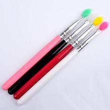 Buy 1 pcs Professional Makeup Brushes Eye Face Silicone Gel DIY Applicator Makeup Brush A3 for $1.16 in AliExpress store