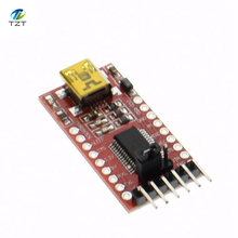 FT232RL FTDI USB 3.3V 5.5V to TTL Serial Adapter Module forArduin Mini Port.Buy a good quality!Please choose me(China)