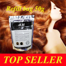 10 Colors Fast Hair Regrowth Products Fibers Hair Growth Spray For Men or Women 50g refill bag