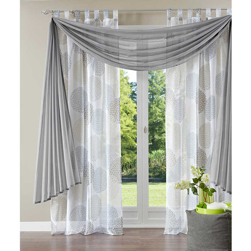 2018 Rushed Sale Cortinas Dormitorio Curtains Terri Tulle Pelmet Fabrics Diy Valance For Drapes Window Treatments For Bedroom