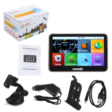 4.3 Inch GPS Touch Screen Unit For Auto Car Truck Van Navigation 8GB Mp3 Mp4 Global Newest Maps