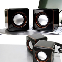 Woopower Madden beautiful Audio computer speaker portable desktop laptop mini multimedia  usb mini speaker