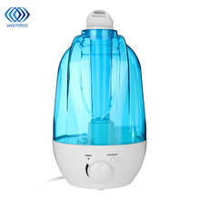 Office 4L New Ultrasonic Humidifier Ioniser Air Diffuser Mist Purifier Atomizer
