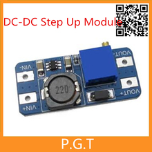 5pcs  MT3608 DC-DC Step Up Power Apply Module Booster Power Module MAX output 28V 2A For Arduino