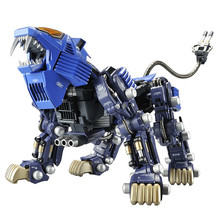 Zoids up to series BT Black Knight RPZ-03 1/72 heavy long teeth lion shield lion DIY assembly model adult toy children's holiday(China)