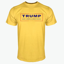Donald Trump for President Make America Great Again T Shirt(China)