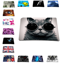 Brand Viviration New gaming mouse pad New Anti-slip Slim Mousepad Free Size Mat For Laptop PC Trackball Optical Mouse Laser Mice(China)
